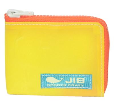 JIB マイクロクラッチ MC14 イエロー×オレンジ/スカイタグ