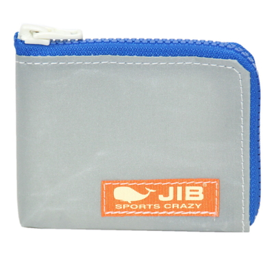 JIB マイクロクラッチ MC14 グレー×ブルー/オレンジタグ