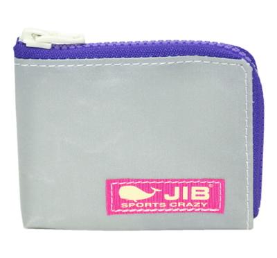 JIB マイクロクラッチ MC14 グレー×パープル/ピンクタグ