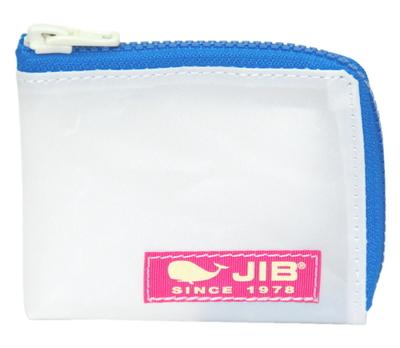 JIB マイクロクラッチ MC14 ホワイト×ブルー/ピンクタグ