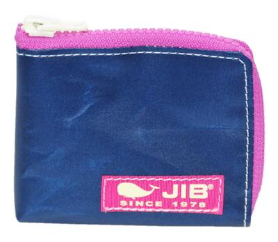 JIB マイクロクラッチ MC14 ネイビー×ピンク/ピンクタグ