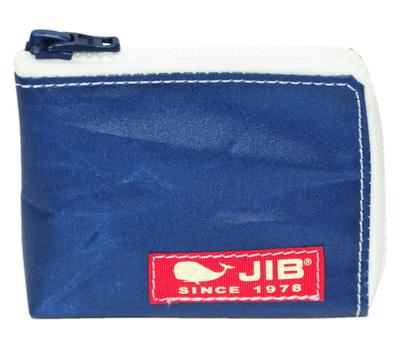 JIB マイクロクラッチ MC14 ネイビー×ホワイト/レッドタグ