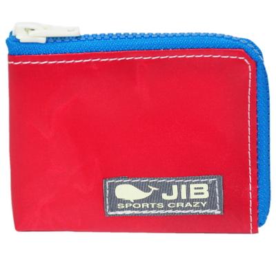 JIB マイクロクラッチ MC14 レッド×ブルー/チャコールグレータグ