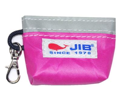 JIB コインケース CC12 ピンク×グレー