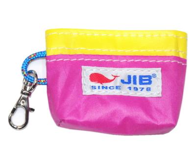 JIB コインケース CC12 ピンク×イエロー