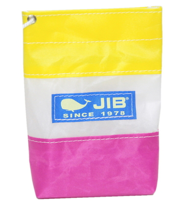 JIB バリットポシェットS BPS20 ピンク×イエロー