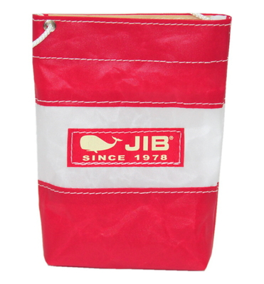 JIB バリットポシェットS BPS20 レッド×レッド