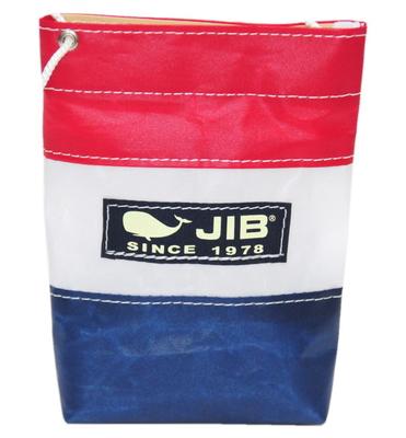 JIB バリットポシェットS BPS20 ネイビー×レッド