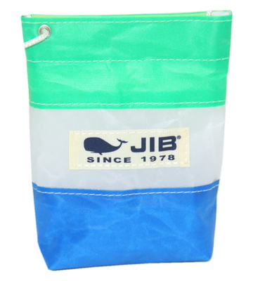 JIB バリットポシェットS BPS20 ロケットブルー×エメラルドグリーン
