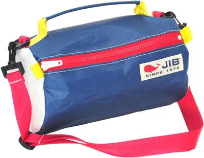 JIB セイルバッグ SS43 ネイビー×レッドファスナー/レッドショルダー
