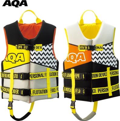 AQA エーキューエー スノーケリングジャケット  KA-9023 大人用
