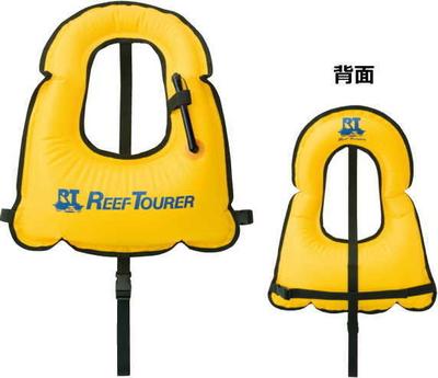 Reef Tourer リーフツアラー 旅行用スノーケリングベスト SV4510 大人用