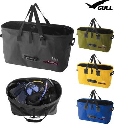 GULL ガル ウォータープロテクトバッグトート3 GB-7114