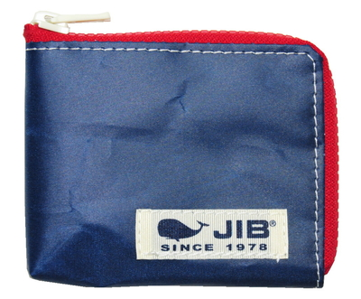 JIB マイクロクラッチ MC14 ネイビー×レッド/ホワイトタグ