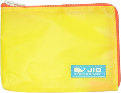 JIB マイクロクラッチラージM MCM28 イエロー×オレンジ/スカイタグ