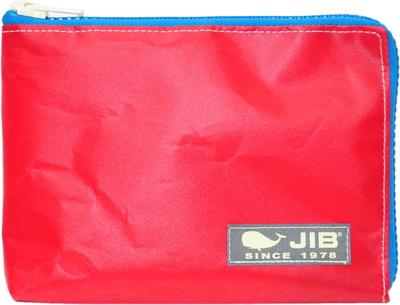 JIB マイクロクラッチラージM MCM28 レッド×ブルー/グレータグ
