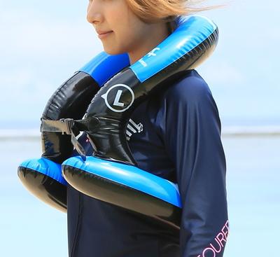 ReefTourer リーフツアラー スノーケリング補助ジャケット RA0511 大人(R)~子ども(S)