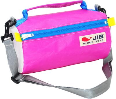 JIB セイルバッグ SS43 ピンク×ブルーファスナー/グレーショルダー