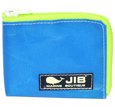 JIB マイクロクラッチ MC14 ロケットブルー×蛍光グリーン/ダークネイビータグ