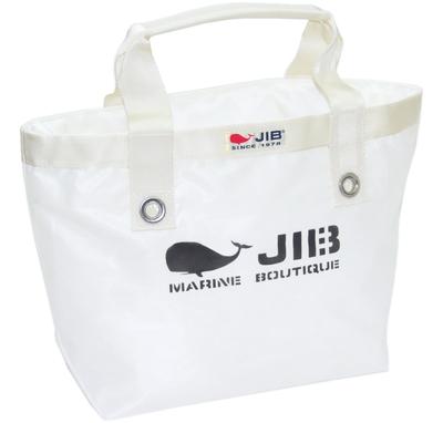 JIB オープントートS(インナーファスナータイプ)TFS78 ホワイト