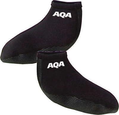 AQAエーキューエー スノーケリングソックス KW-4268 ブラック S~L