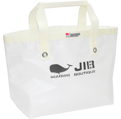 JIB オープントートM(ファスナー無しタイプ)TM73 ホワイト