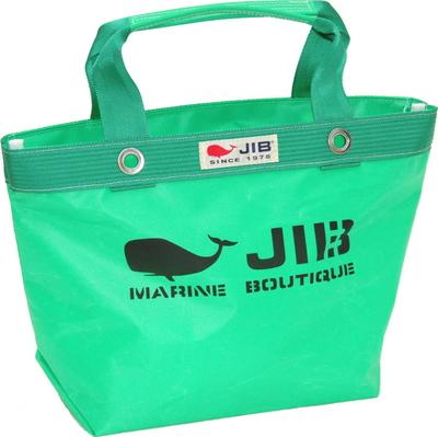 JIB オープンDトート インナージップ S TDFS88 エメラルドグリーン