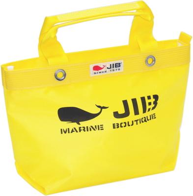 JIB オープンDトート インナージップ S TDFS88 イエロー