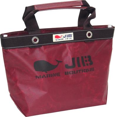 JIB オープンDトート インナージップ S TDFS88 ココアブラウン