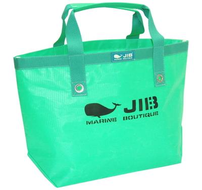 JIB オープントートM(ファスナー無しタイプ)TM73 エメラルドグリーン
