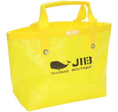 JIB オープントートM(ファスナー無しタイプ)TM73 イエロー