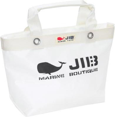 JIB オープンDトート インナージップ S TDFS88 ホワイト