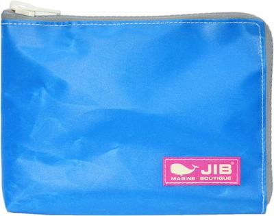 JIB マイクロクラッチラージM MCM28 ロケットブルー×グレー/ピンクタグ