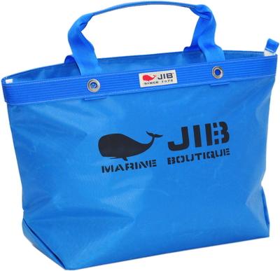 JIB オープンDトート インナージップM TDFM98 ロケットブルー