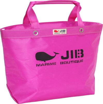 JIB オープンDトート インナージップM TDFM98 ピンク