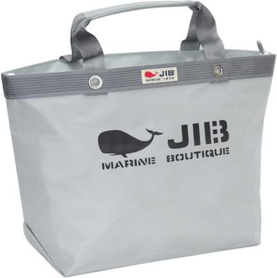 JIB オープンDトート インナージップM TDFM98 グレー