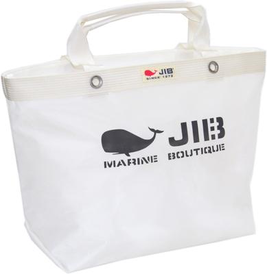 JIB オープンDトート インナージップM TDFM98 ホワイト