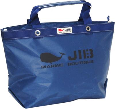 JIB オープンDトート インナージップM TDFM98 ネイビー