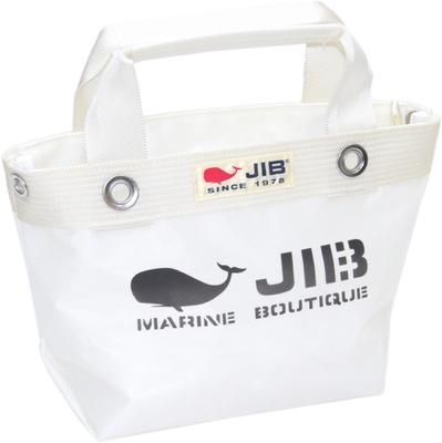 JIB オープンDトート インナージップ SS TDFSS63 ホワイト