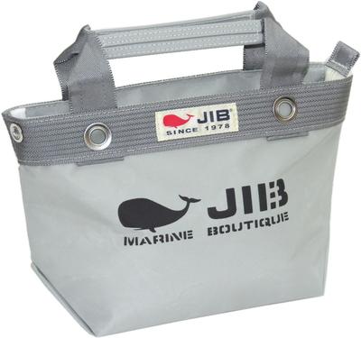 JIB オープンDトート インナージップ SS TDFSS63 グレー