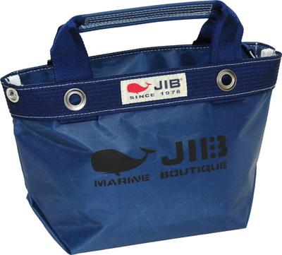 JIB オープンDトート インナージップ SS TDFSS63 ネイビー
