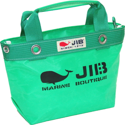 JIB オープンDトート インナージップ SS TDFSS63 エメラルドグリーン