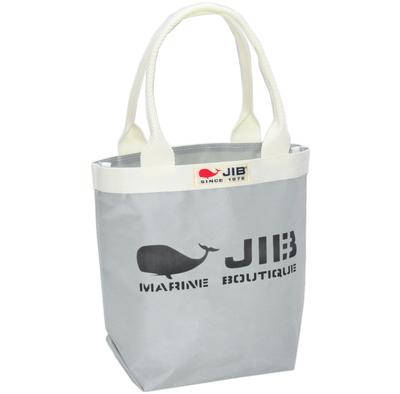 JIB バケツS BKS33 グレー×ホワイトハンドル