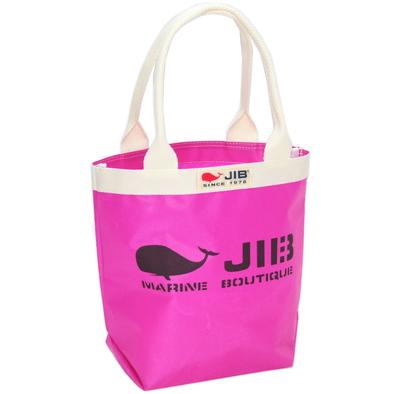 JIB バケツS BKS33 ピンク×ホワイトハンドル