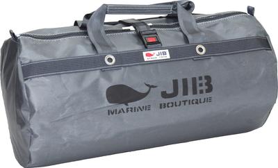 JIB ラージダッフルバッグ DLG210 チャコールグレー