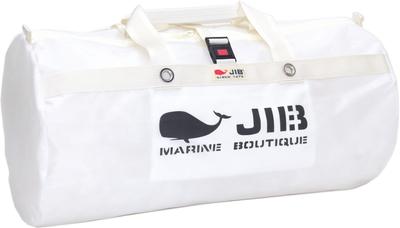 JIB ラージダッフルバッグ DLG210 ホワイト/アイボリーハンドル
