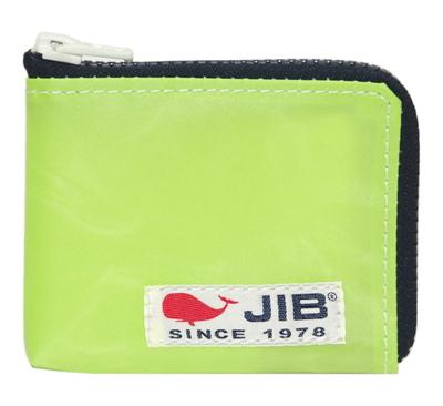 JIB マイクロクラッチ MC14 ライムグリーン×ネイビー