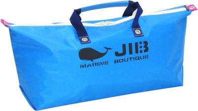 JIB テニスバッグ TN128 ロケットブルー×ネイビー