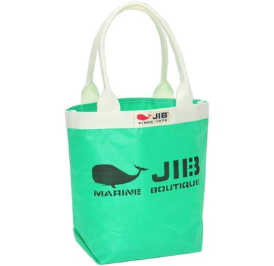 JIB バケツS BKS33 エメラルドグリーン×ホワイトハンドル
