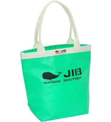 JIB バケツ BKM38 エメラルドグリーン/ホワイトハンドル